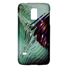Out Of Time Glass Pearl Flowag Galaxy S5 Mini