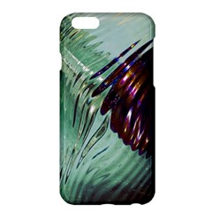 Out Of Time Glass Pearl Flowag Apple Iphone 6 Plus/6s Plus Hardshell Case