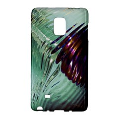 Out Of Time Glass Pearl Flowag Galaxy Note Edge