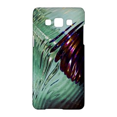 Out Of Time Glass Pearl Flowag Samsung Galaxy A5 Hardshell Case