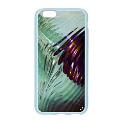 Out Of Time Glass Pearl Flowag Apple Seamless iPhone 6/6S Case (Color)