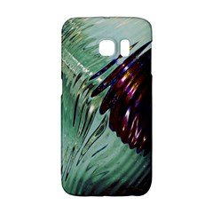 Out Of Time Glass Pearl Flowag Galaxy S6 Edge
