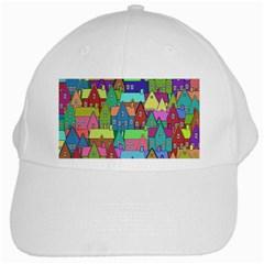 Neighborhood In Color White Cap