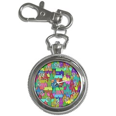 Neighborhood In Color Key Chain Watches