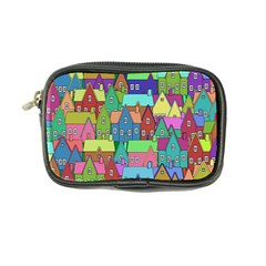 Neighborhood In Color Coin Purse