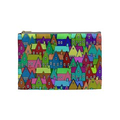 Neighborhood In Color Cosmetic Bag (medium)