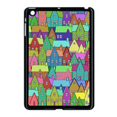 Neighborhood In Color Apple Ipad Mini Case (black)