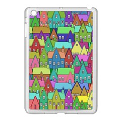 Neighborhood In Color Apple Ipad Mini Case (white)