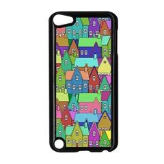 Neighborhood In Color Apple iPod Touch 5 Case (Black)