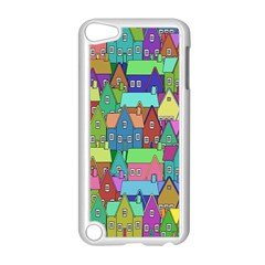 Neighborhood In Color Apple Ipod Touch 5 Case (white)