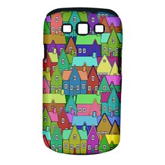 Neighborhood In Color Samsung Galaxy S Iii Classic Hardshell Case (pc+silicone)