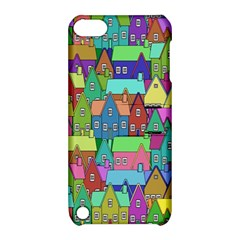 Neighborhood In Color Apple iPod Touch 5 Hardshell Case with Stand