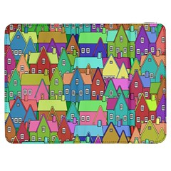 Neighborhood In Color Samsung Galaxy Tab 7  P1000 Flip Case