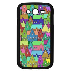 Neighborhood In Color Samsung Galaxy Grand Duos I9082 Case (black)