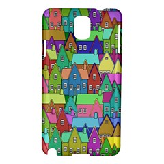 Neighborhood In Color Samsung Galaxy Note 3 N9005 Hardshell Case