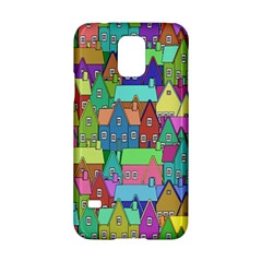 Neighborhood In Color Samsung Galaxy S5 Hardshell Case