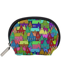 Neighborhood In Color Accessory Pouches (small)