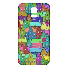 Neighborhood In Color Samsung Galaxy S5 Back Case (white)