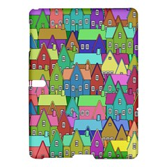 Neighborhood In Color Samsung Galaxy Tab S (10.5 ) Hardshell Case
