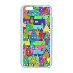 Neighborhood In Color Apple Seamless iPhone 6/6S Case (Color)