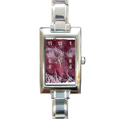 Texture Background Rectangle Italian Charm Watch