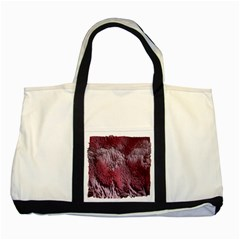 Texture Background Two Tone Tote Bag