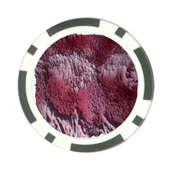 Texture Background Poker Chip Card Guard