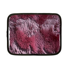 Texture Background Netbook Case (Small)