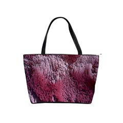 Texture Background Shoulder Handbags