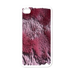 Texture Background Apple iPhone 4 Case (White)