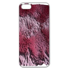 Texture Background Apple Seamless Iphone 5 Case (clear)