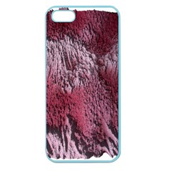 Texture Background Apple Seamless Iphone 5 Case (color)