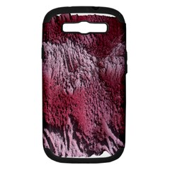 Texture Background Samsung Galaxy S Iii Hardshell Case (pc+silicone)