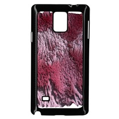 Texture Background Samsung Galaxy Note 4 Case (Black)