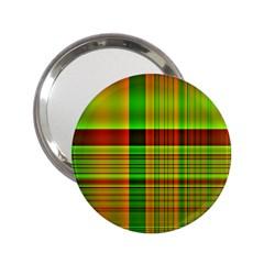 Multicoloured Background Pattern 2 25  Handbag Mirrors