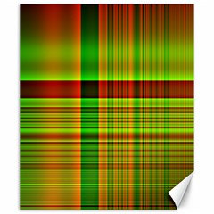 Multicoloured Background Pattern Canvas 20  x 24