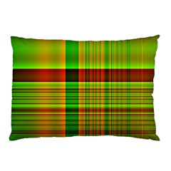 Multicoloured Background Pattern Pillow Case (Two Sides)