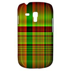 Multicoloured Background Pattern Galaxy S3 Mini