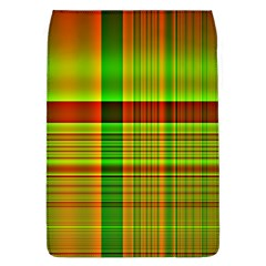 Multicoloured Background Pattern Flap Covers (l)