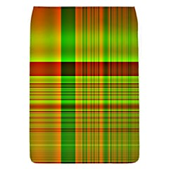 Multicoloured Background Pattern Flap Covers (s)