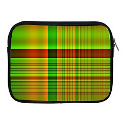 Multicoloured Background Pattern Apple Ipad 2/3/4 Zipper Cases