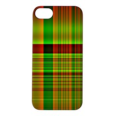 Multicoloured Background Pattern Apple Iphone 5s/ Se Hardshell Case