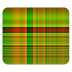 Multicoloured Background Pattern Double Sided Flano Blanket (small)
