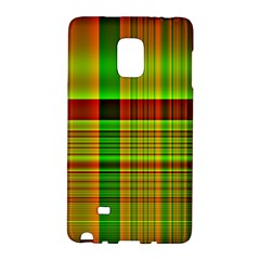 Multicoloured Background Pattern Galaxy Note Edge