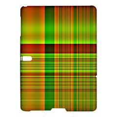 Multicoloured Background Pattern Samsung Galaxy Tab S (10.5 ) Hardshell Case