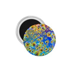 Color Particle Background 1.75  Magnets