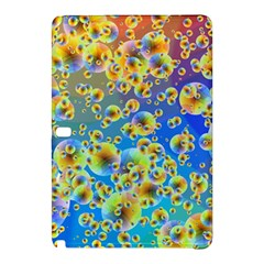 Color Particle Background Samsung Galaxy Tab Pro 10 1 Hardshell Case