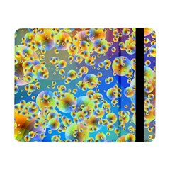 Color Particle Background Samsung Galaxy Tab Pro 8 4  Flip Case