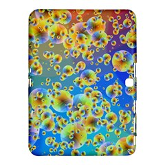 Color Particle Background Samsung Galaxy Tab 4 (10 1 ) Hardshell Case