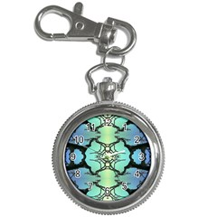 Branches With Diffuse Colour Background Key Chain Watches